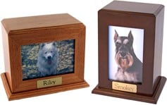Memorial Cremations Frame Photo Urns